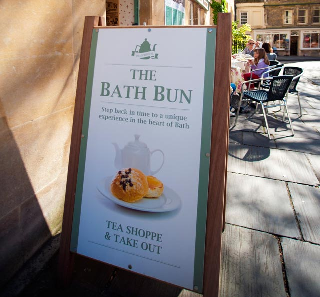 Exterior The Bath Bun
